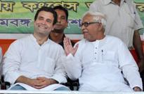 Buddhadeb, Rahul say  Mamata harao,Bengal bachao.