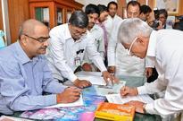 Vijaya Sai is YSRC candidate for RS