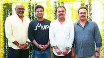 Ravi K Chandran excited to work with Mahesh Babu