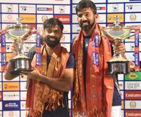 Bopanna-Nedunchezhiyan crowned doubles champions at Chennai Open