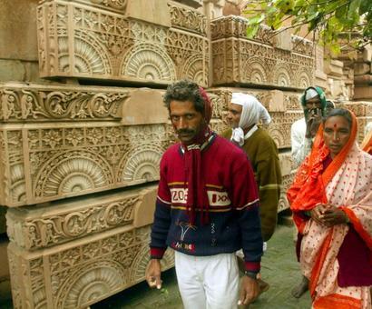 Babri Masjid demolition: 'I was there'