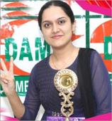 Dr Shabnam bags first rank in first NEET PG Entrance