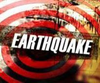 Quake hits Tibet, no casualties reported