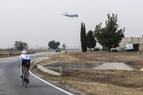 Racking Up Miles: Incirlik Airman Cycles for Air Force