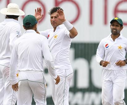Late Windies collapse vs Pakistan leaves Test on knife-edge