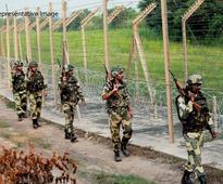 Pak terrorists desperate to infiltrate along IB in Jammu: BSF