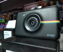 Polaroid Snap Prints Digital Photos Instantly