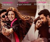 Watching Ae Dil Hai Mushkil first day first show: ...