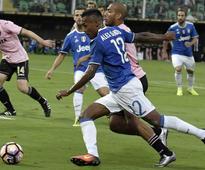 Serie A: Jittery Juventus Defeat Palermo, Napoli Beat Chievo
