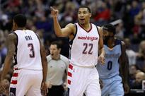 Wizards still hot at home, down Grizzlies 104-101