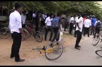 Jaffna University undergraduates hospitalized
