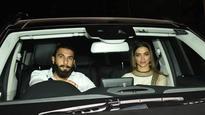 Scoop: Ranveer Singh and Deepika Padukone to be neighbours soon?