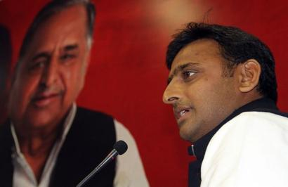 Akhilesh Yadav: A CM fighting to emerge from his father's shadow
