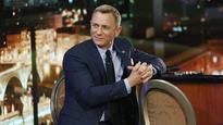 Daniel Craig is 'done' playing Bond