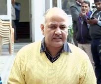 Delhi Deputy CM Sisodia leads raids at liquor stores
