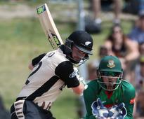 New Zealand vs Bangladesh: Colin Munro's 101 powers Black Caps' T20 series win