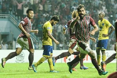 I-League: Balwant late strike saves Mohun Bagan blushes