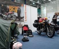 Royal Enfield opens dealership in Ireland