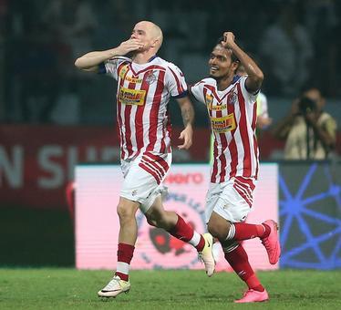 ISL: Hume guides Atletico de Kolkata to win over Delhi Dynamos