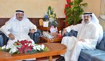 Muharraq Governor Receives MP Abbas Al-Madhi