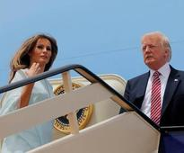 Trump's France visit to focus on Syria, terrorism issues