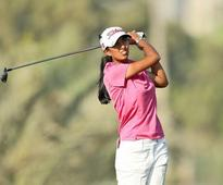 Aditi Ashok tied 3rd in Dubai, claims Rookie of the Year honours