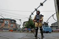 Clashes continue in Kashmir as Sharif pays tribute to Burhan Wani