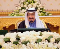 Saudi King Salman's first year marked by dramatic shifts in power and policy