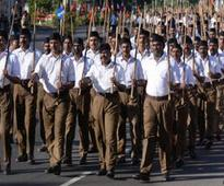 'Attacks on RSS workers emanates from intolerance'