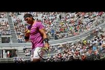 Nadal advances in Rome as Almagro quits