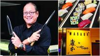 Roll it like Morimoto: The key to rolling sushi right