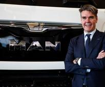 MAN SE CEO says Diesel unit sale hasn't been discussed