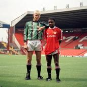 Peter Schmeichel labelled as 'arrogant' and 'a coward' by ex-Man United teammate