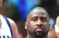Raymond Felton was completely grossed out by Zaza Pachulia's bloody ear