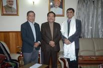 Economic Analyst cum Adviser GOI visits Sikkim