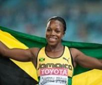 Veronica Campbell-Brown denies knowingly taking drug