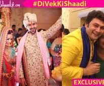 Divyanka Tripathi  Vivek Dahiya wedding: Actor Rajesh Kumar recounts the beautiful experience