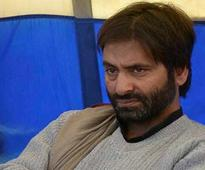 Yasin Malik arrives in India, says 'did not invite Hafiz Saeed'