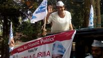 AAP rally held in Benaulim seat for Goa Assembly Elections