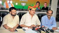 Congress protest shows frustration: Prabhulal Saini