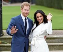 Prince Harry designs ring for Meghan Markle with Princess Diana's diamonds