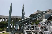 What happens to N. Korea's fired missiles?