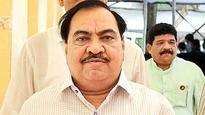 FIR filed against Eknath Khadse