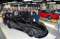 Lotus 3-Eleven & Elise Cup 250 Rolls Off The Production Line at Hethel Factory