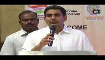 Andhra Pradesh: Nara Lokesh meets Singapore delegates to discuss development