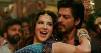Shah Rukh Khan shares his experience working with Sunny Leone