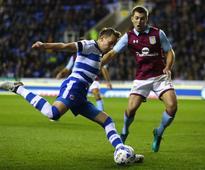 Reading 1-2 Aston Villa: Jordan Ayew scores last-gasp penalty to hand Steve Bruce first win