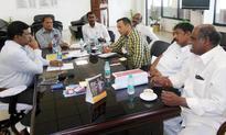 MLAs meet civil supplies secretary
