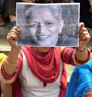 'Gauri Lankesh killers will 100% be caught in a few weeks'