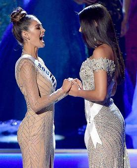 Miss Universe 2017 is a South African beauty